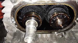 Busch MM1144BV javítás