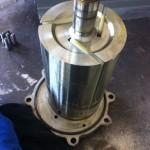 GEV vákuumszivattyú rotor