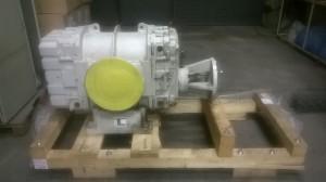 Leybold Ruvac RA7001 vákuumszivattyú javítás