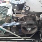 Leybold vákuumszivattyú javítás