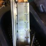 Rietschle VC150 vákuumszivattyú lapát